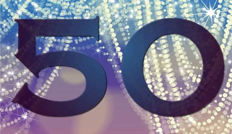Celebrating 50! (Part 2)