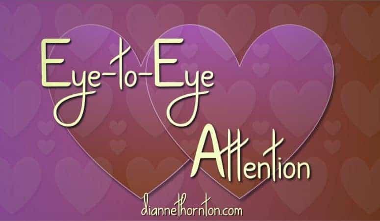 Eye-to-Eye Attention