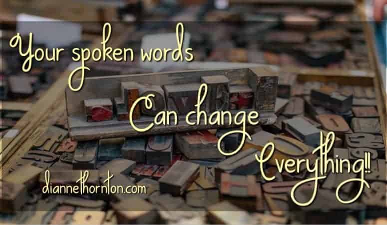 Simple Words Have Power to Change People, Including You!