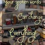 Have you ever been in a situation that was high with emotion, and someone said just the right thing. Their words changed everything! You can be that person!