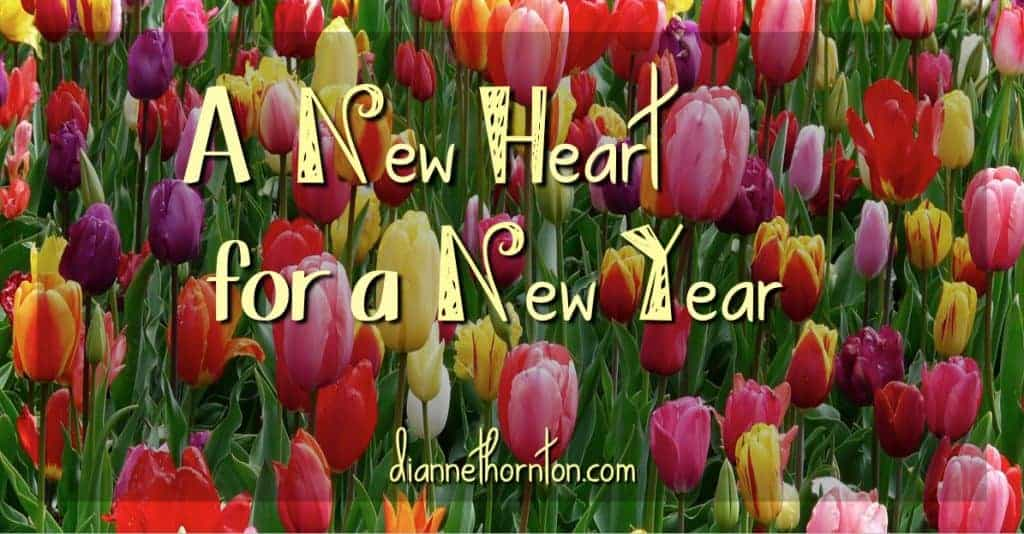 Is your heart weary and broken? Rather than resolutions, do you really want a LIGHTER heart, read on my friend! You can have a new heart today!