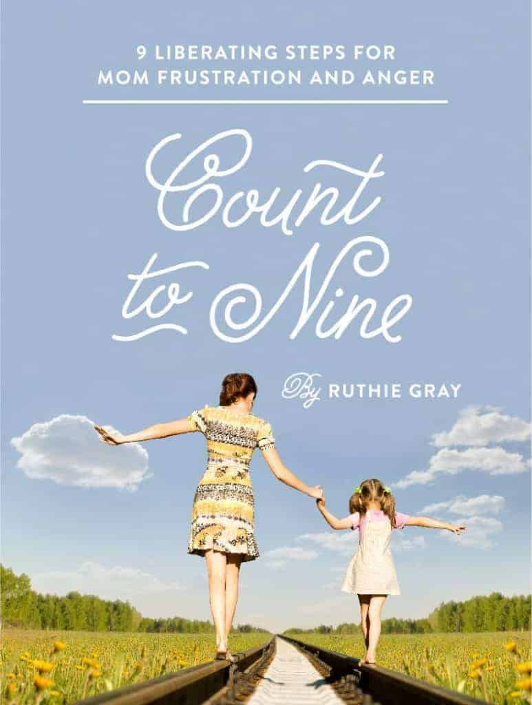Do you struggle with controlling your frustration and anger? Ruthie Gray's new book, Count to 9, has an actionable plan to help you experience success.