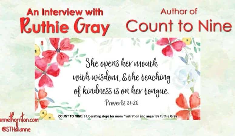 Count to Nine–Interview with Ruthie Gray