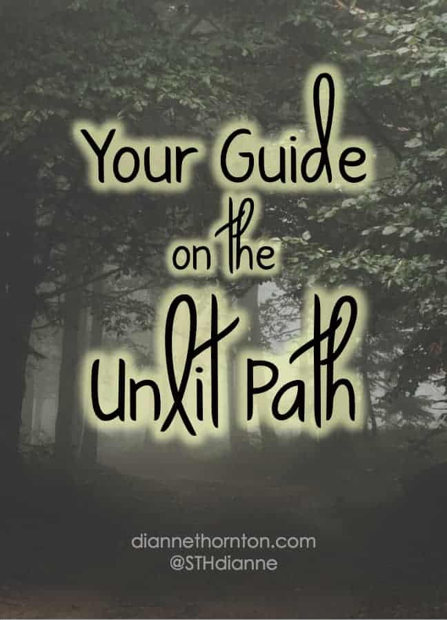 Are you facing an unfamiliar path? Is the way in front of you dark? You are not alone. You have a Guide who will walk you through this unlit path.
