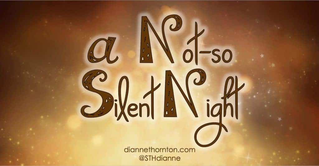 """Do you love the well-known Christmas Carol, """"Silent Night""""? It's one of my favorites, too. But maybe it wasn't so silent after all!"""