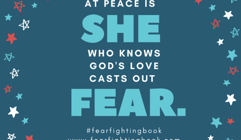 Fear Fighting: By Knowing Who IS