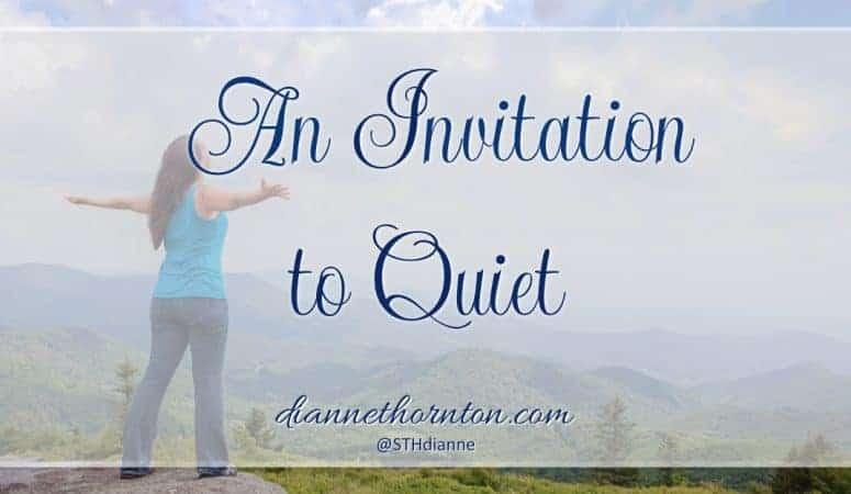 Craving the Quiet