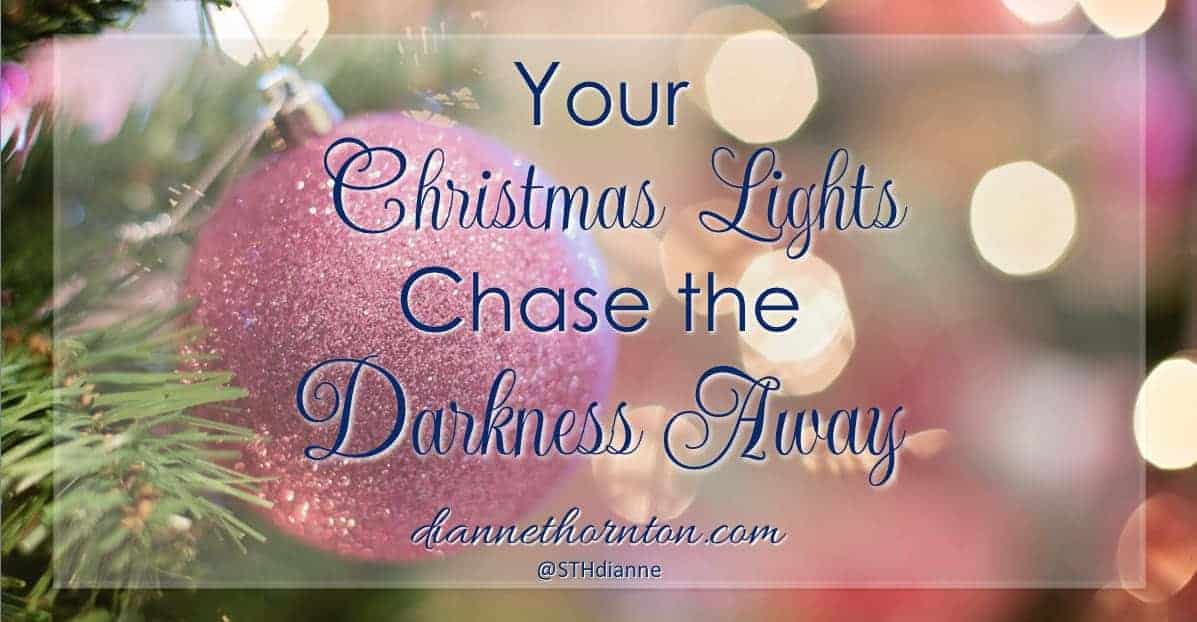 Chase Christmas Eve Hours.Your Christmas Lights Chase The Darkness Away Sweeter Than