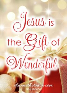 Jesus Is the Gift of WONDERFUL | Sweeter than Honey