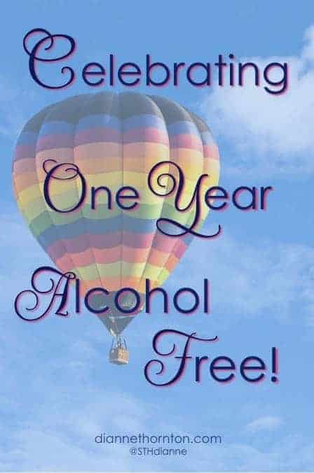 God is patient and kind with His children. I'm celebrating His patience and kindness with me. It's been a year now, alcohol free!